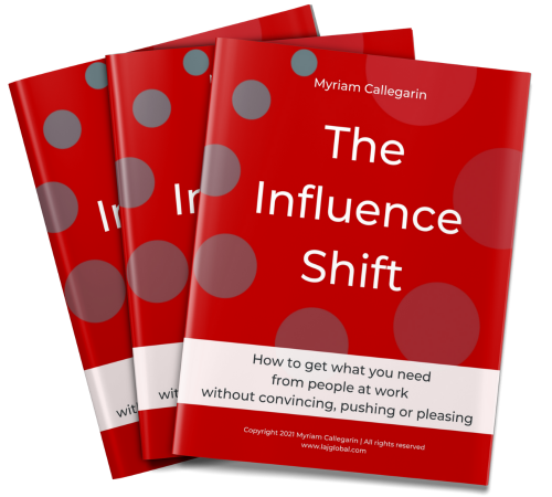 The Influence Shift