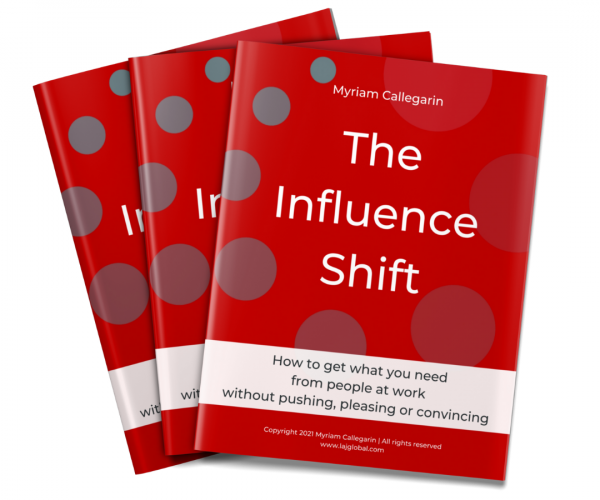 LAJ The Influence Shift